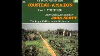 Cousteau Amazone - Rendezvous with Calypso (John Scott)