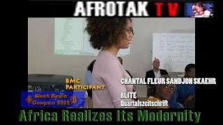 Afro Germans Medien Afrika Schwarz Afrika Deutschland Media Black Media Congress