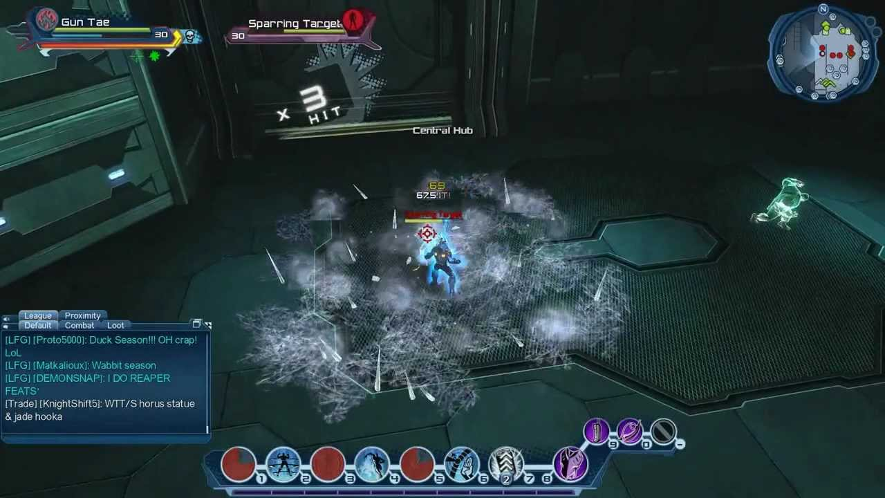 dcuo ice cold dps guide updated version part 2 youtube