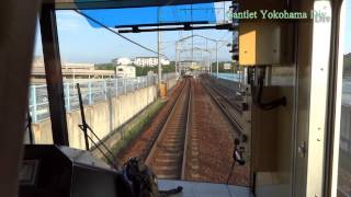 神戸電鉄 ウッディタウン中央-南ウッディタウン 前面展望