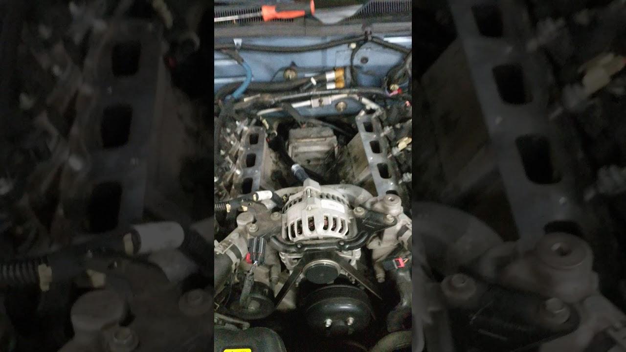 Alternator Ford Mustang 4.6L V8 2005 2006 2007 2008 09