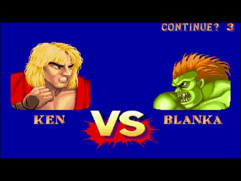 KEN COMBOS STREET FIGHTER 2 CHAMPION EDITION
