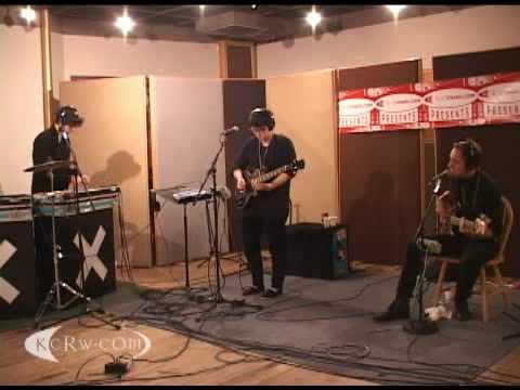 The xx - VCR + Basic Space (live on KCRW)