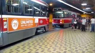 Toronto Steetcars and Subway Part 1