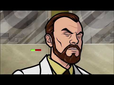 The Adventures of Dr. Krieger (Archer-Season 1)