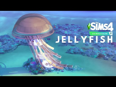 jellyfish- -eco-ocean-house- -the-sims-4-speed-build-eco-collab- -nocc