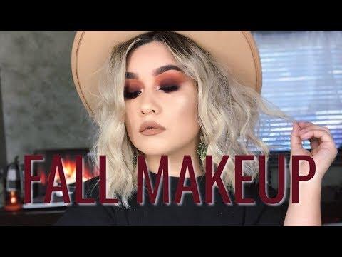 FALL MAKEUP| BEAUTIFULLYALIN16 thumbnail