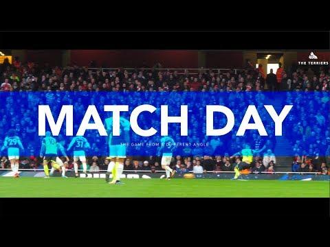 ⚽️ MATCH DAY | Arsenal vs Huddersfield Town Mp3