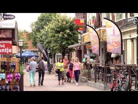 Texel 2017 (5/5) - Den Burg: Binnenburg, Stenenplaats, Hogerstraat