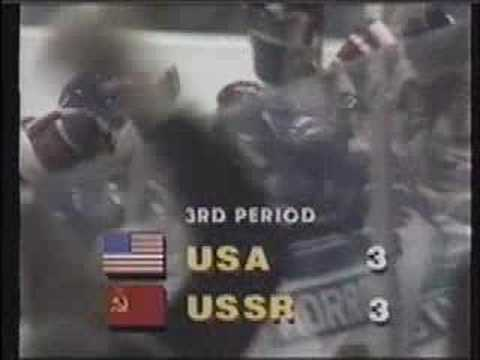 Miracle On Ice, Newly Discovered Original Live Call