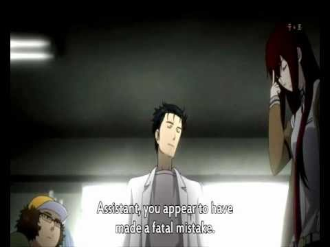 Steins;Gate - He's a Guy