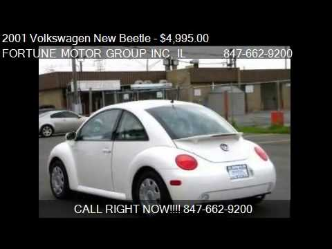 2001 Volkswagen New Beetle GLS - for sale in Waukegan, IL 60