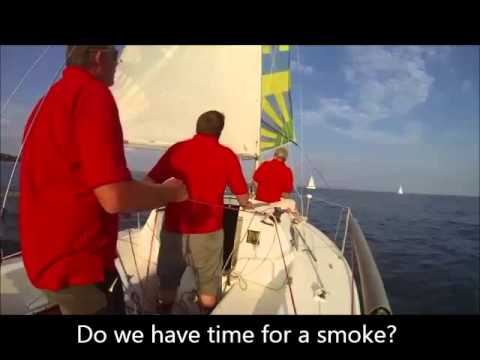 Sonata Sailing - Chris Captions