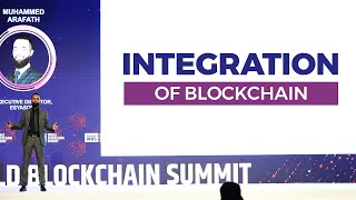 Integration of Blockchain in the Smart Grid Model   Muhammed Arafath