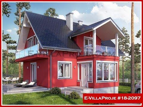 2 Katli Dubleks Tek Katli Ev Villa Projeleri Modelleri Detaylari Youtube