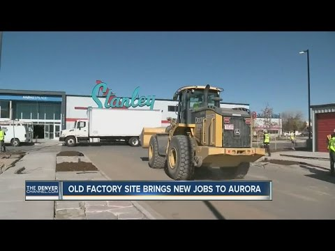 500 new jobs, 50 new businesses coming to new Aurora development