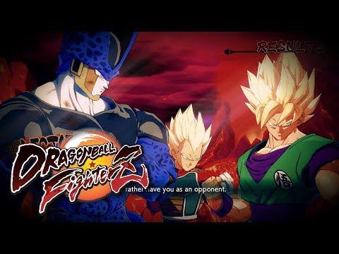 Dragon Ball FighterZ - Goku / Vegeta / Cell Online Matches (Beta)