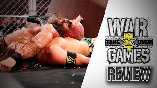 NXT Takeover War Games 2019 | REVIEW