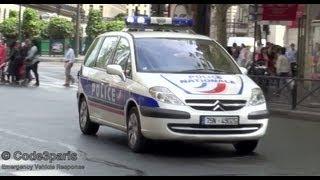 Voitures de police // Police Cars (compilation)