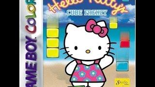 Hello Kitty's Cube Frenzy (GBC) Longplay