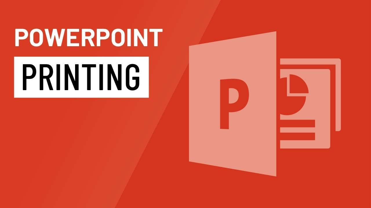 PowerPoint: Printing