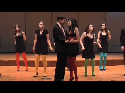 Resistance (Muse) [A Cappella] - University of Chicago Voices in Your Head