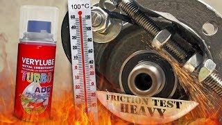 Xado Turbo Verylube Dodatki do oleju Test Tarcia 100°C 2kg