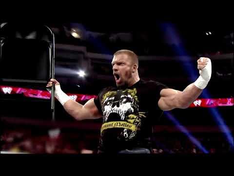 Triple H vs Jinder Mahal | IGI Stadium New Delhi | WWE Live India 2017 - BookMyShow