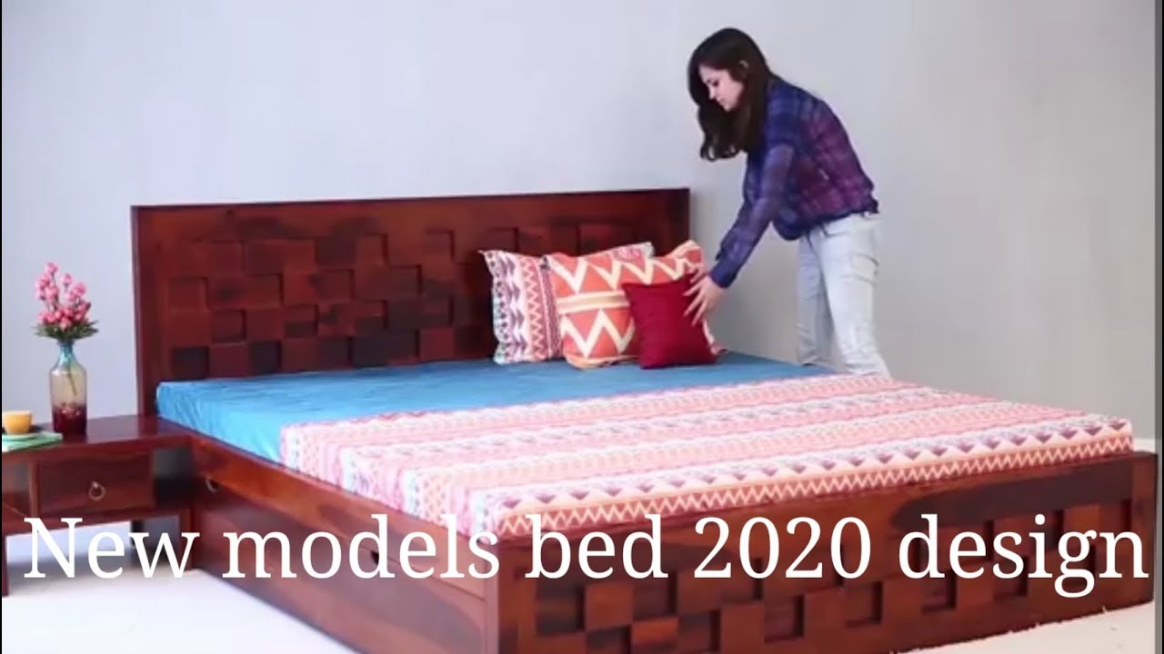 Bed Design 2020 New Models Modern And Classic Wood Bed Youtube