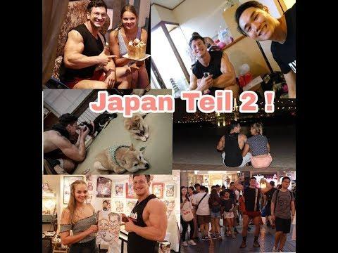 Japan#2 Originales AirBnB! Osaka, Essen, Zoo, LifeStyle!