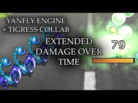 YEP.131 - Extended Damage Over Time - RPG Maker MV - YouTube