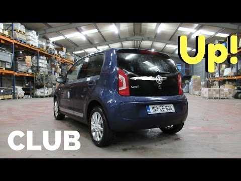 Volkswagen Club Up! - Would I Buy One? - Stavros969 4K