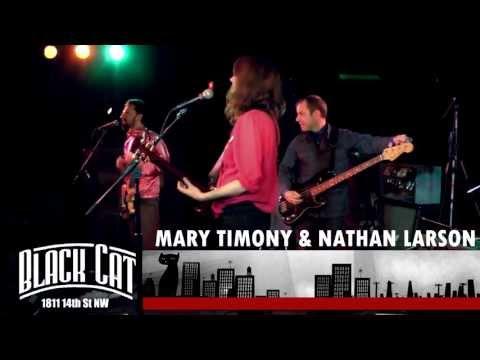 Mary Timony & Nathan Larsen Live at The Black Cat 20th Anniversary Show 9/14/13 Washington, DC