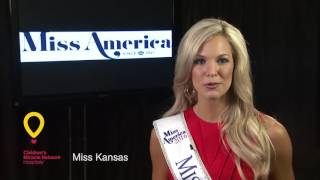 Miss America 2017-Put your money where the miracles are