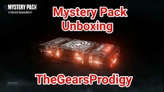 Gears of War 4 - Mystery 5 Pack Unboxing