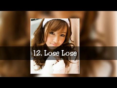 My TOP 25 Songs - Tomomi Itano