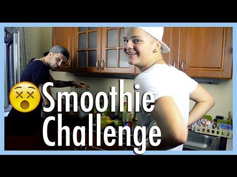 Smoothie Challenge Koos Kaspariga