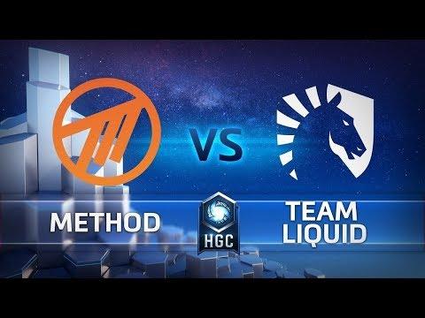 Method vs Team Liquid vod