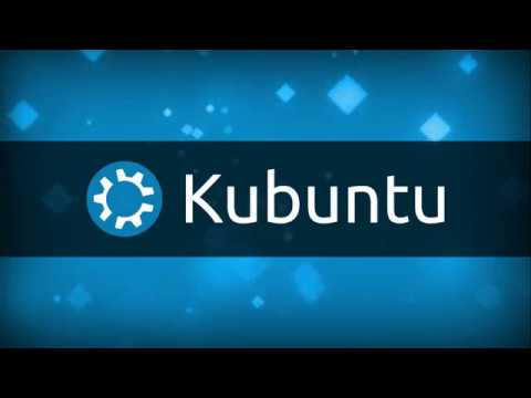 Kubuntu 18.04 LTS Release Video