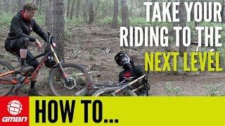 How To Take Your Mountain Bike Riding To The Next Level