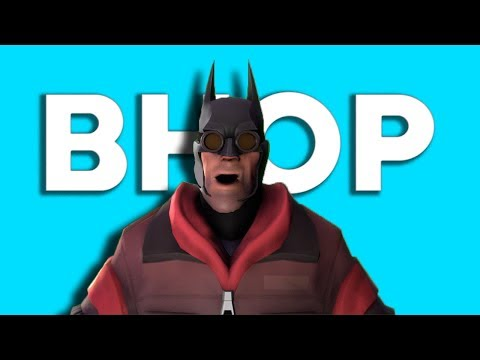 Tf2 How To Bhop ft.Cruppz