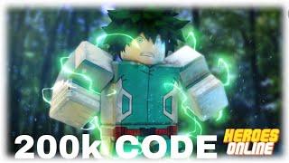 Nouveau [200k] Heroes code roblox en ligne (fr) Insightplays (en)