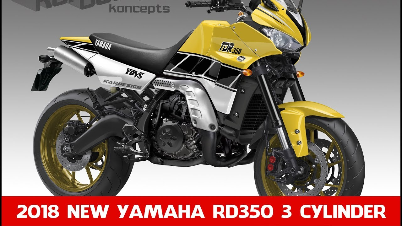 2018 new yamaha rd350 3 cylinder classic new yamaha rd350 2018 moto introduction youtube. Black Bedroom Furniture Sets. Home Design Ideas