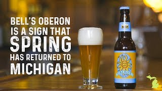 Bell's Oberon is a sign that spring has returned to Michigan thumbnail