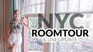 meine Wohnung in New York + Uni Update