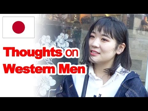 What Japanese Girls Think of Western Guys (Interview)