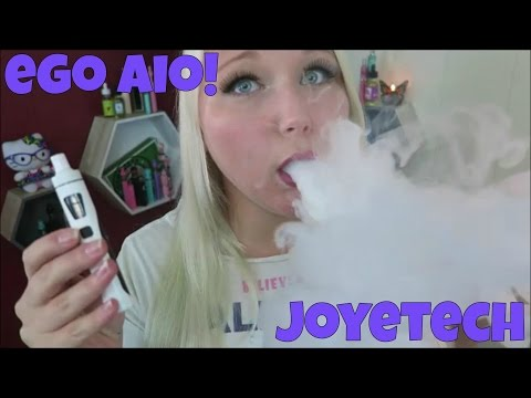 JoyeTech eGo AIO - CHILDPROOF!   TiaVapes