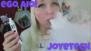 JoyeTech eGo AIO - CHILDPROOF! | TiaVapes Review