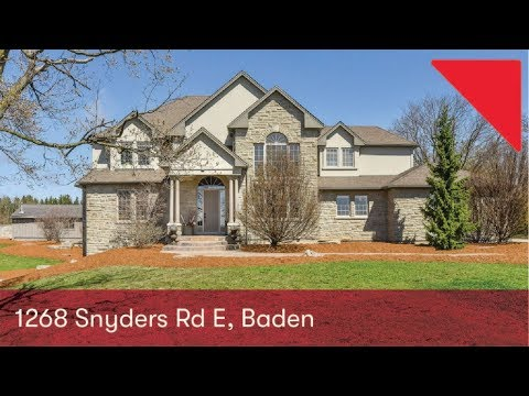 1268 Snyder's Road E - Baden Home for Sale