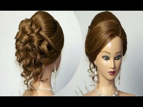 tuto coiffure mariage facile coiffure mariage chignon 2016. Black Bedroom Furniture Sets. Home Design Ideas